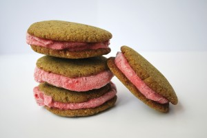 matcha cookies and strawberry ice cream sandwiches (27).JPG edit