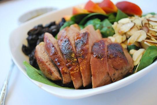 maple glazed duck breast salad (18).JPG edit