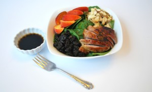 maple glazed duck breast salad (9).JPG edit