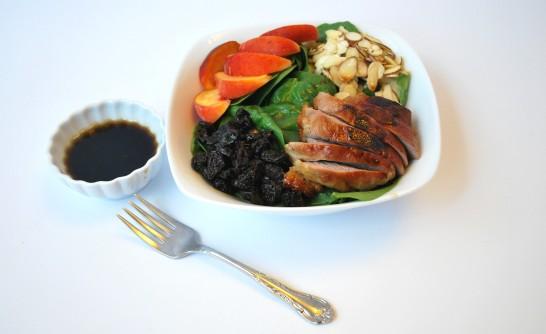 maple glazed duck breast salad (9).JPG edit