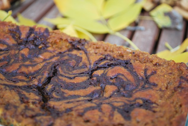 Chocolate pumpkin bread (8).JPG edit