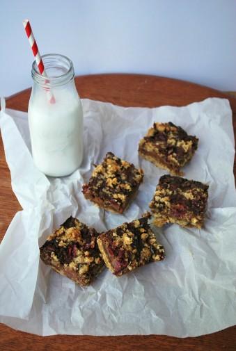 paleo cherry chocolate almond bars (34).JPG edit